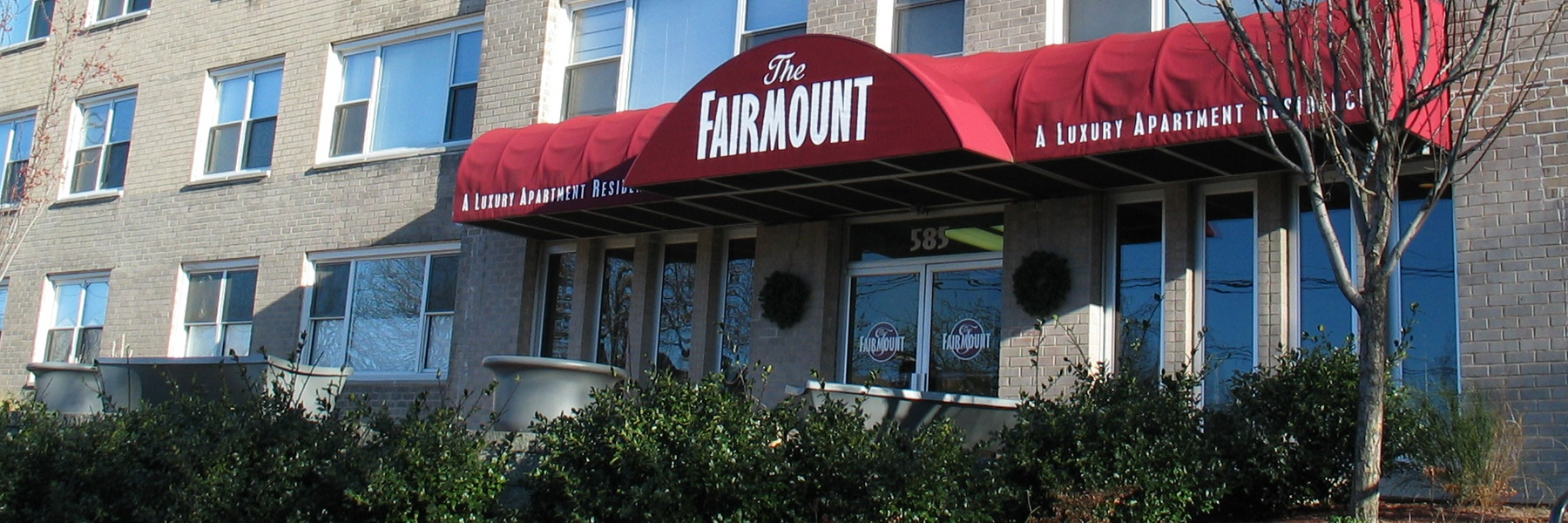 The Fairmount Apartments For Rent in Elizabeth, NJ Building View